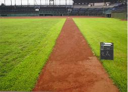 ゴルフ場・スタジアムなどの緑地管理