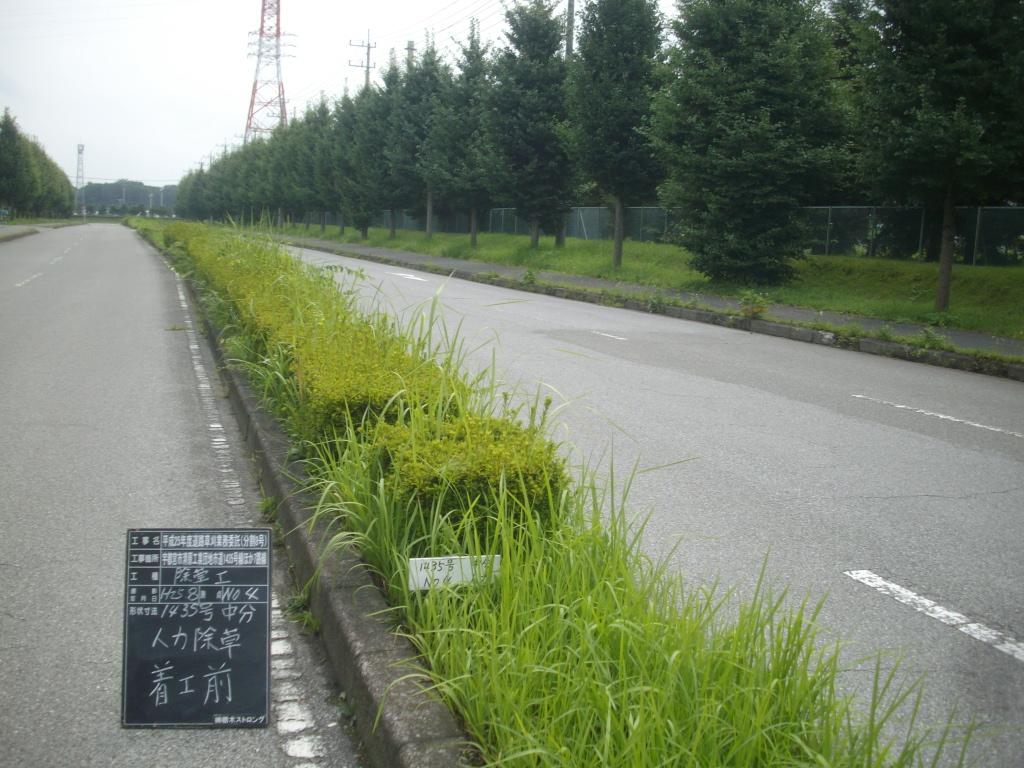 道路除草業務